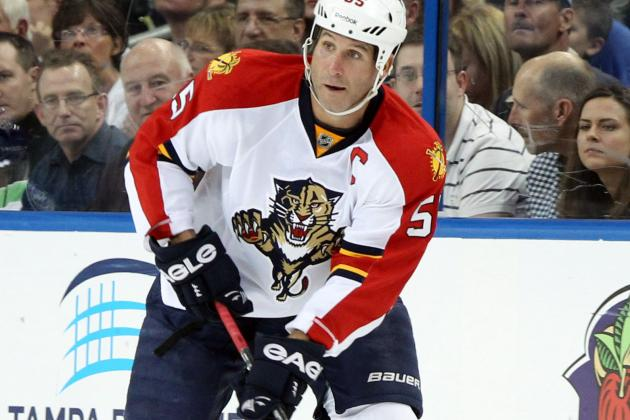 Panthers' Upshall Ready to Return; Jovo Getting Closer