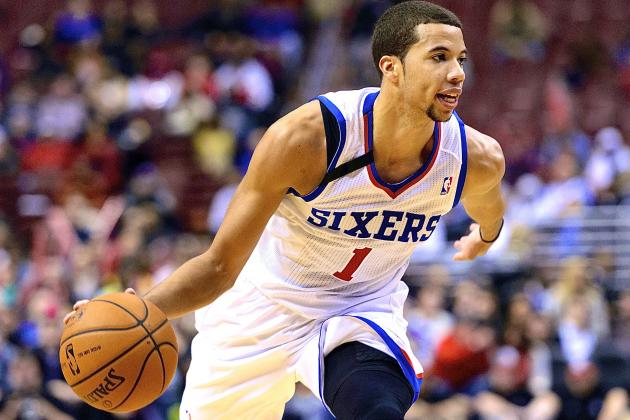 Breaking Down Where Michael Carter-Williams Must Keep Improving