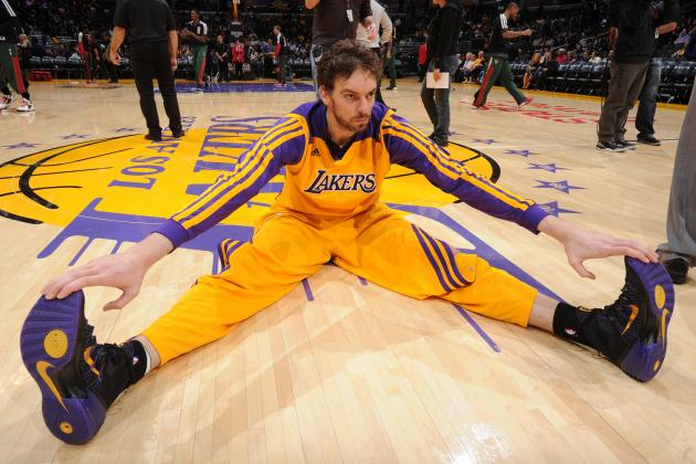 Pau Gasol Addresses Trade Rumors, Says 'It's Not Easy' Being Involved