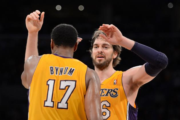 NBA Trade Rumors: Pau Gasol and Andrew Bynum Set to Trade Places?