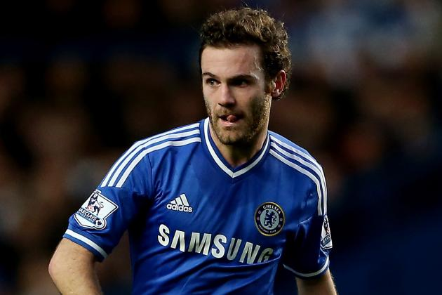Juan Mata Remains Too Valuable for Jose Mourinho and Chelsea to Consider Selling