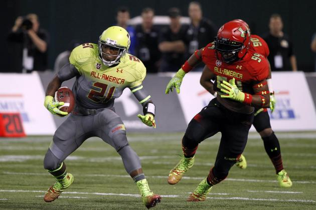 Under Armour All-America Game 2014: Complete Box Score and Analysis