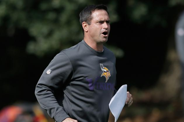Vikings ST Coach Mike Priefer Denies Chris Kluwe Allegations