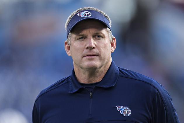Updates on Mike Munchak's Status as Tennessee Titans Head Coach