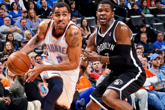 Brooklyn Nets vs. Oklahoma City Thunder: Live Score, Highlights and Analysis