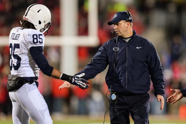 Bill O'Brien's Departure Completes Penn State's Descent into Bleak Anonymity