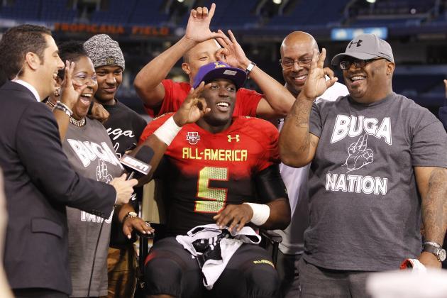 Leonard Fournette Choosing LSU Will Be Key to Tigers' Rise in SEC