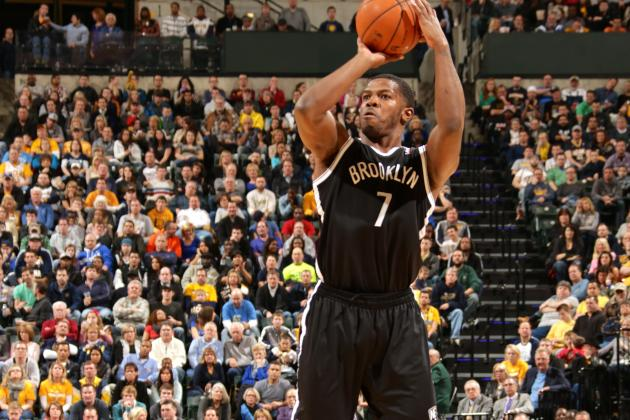 Joe Johnson Hits Last-Second Game-Winner over Serge Ibaka vs. OKC Thunder