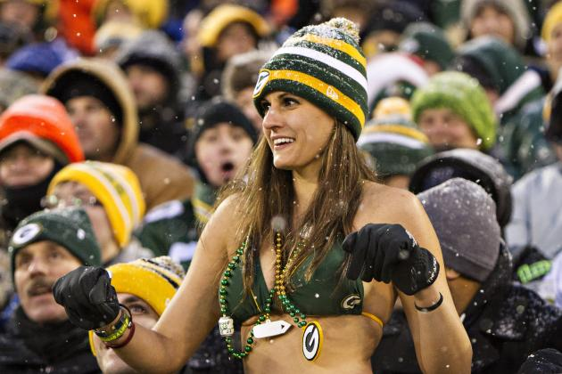 Packers-49ers' Playoff Game Might Be Coldest NFL Game Ever