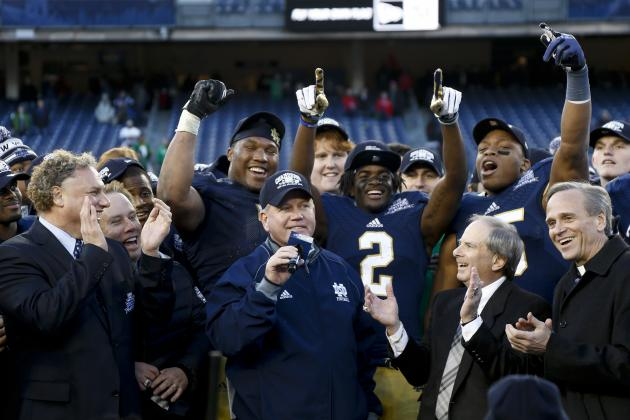 Notre Dame Football: Why Irish's 2013 Season Was a Success