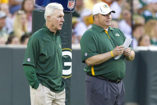 Breaking Down Green Bay Packers' Salary-Cap Situation Ahead of the Offseason