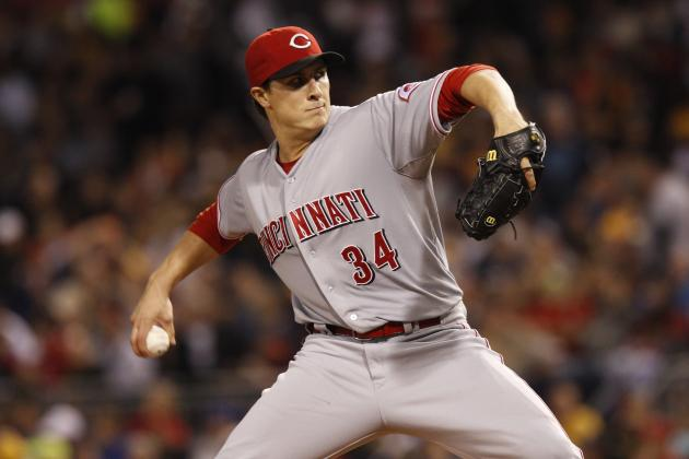 How Well Would Homer Bailey Fit in the Rangers' Rotation?