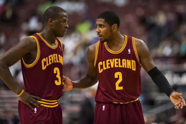 Why Kyrie Irving and Dion Waiters Don't Fit as a Backcourt