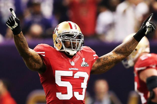 San Francisco 49ers: NaVorro Bowman's Case for Defensive Player of the Year
