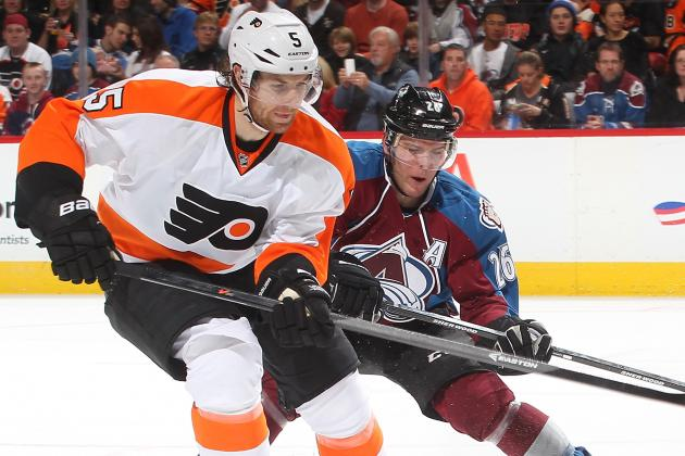 Avalanche Snap Flyers' Winning Streak