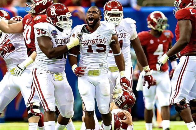 Sugar Bowl 2014: Live Score and Highlights for Oklahoma vs. Alabama