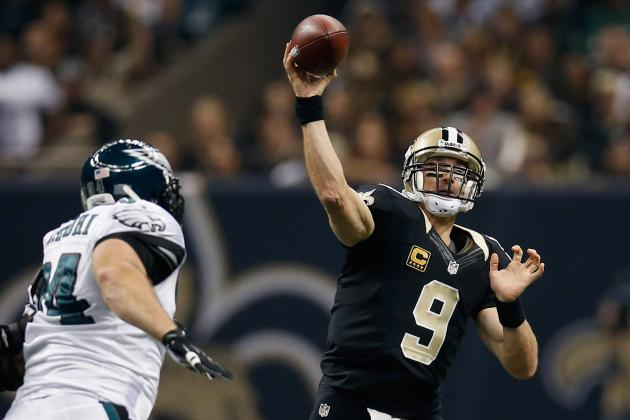 Philadelphia Eagles' Zone Defense Key to Containing Drew Brees
