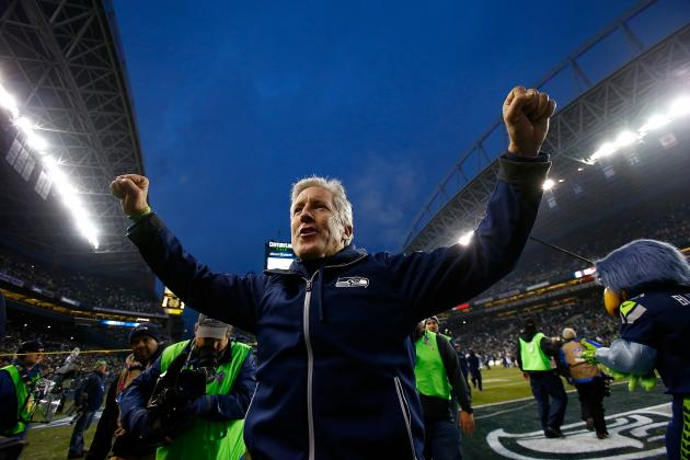 A Brief Look at the Playoff History of the Seattle Seahawks