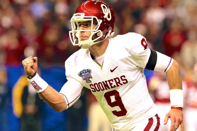 Meet Oklahoma QB Trevor Knight, the Hero of the 2014 Sugar Bowl