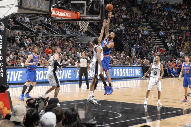 Why Tyson Chandler Is Critical to New York Knicks Offense