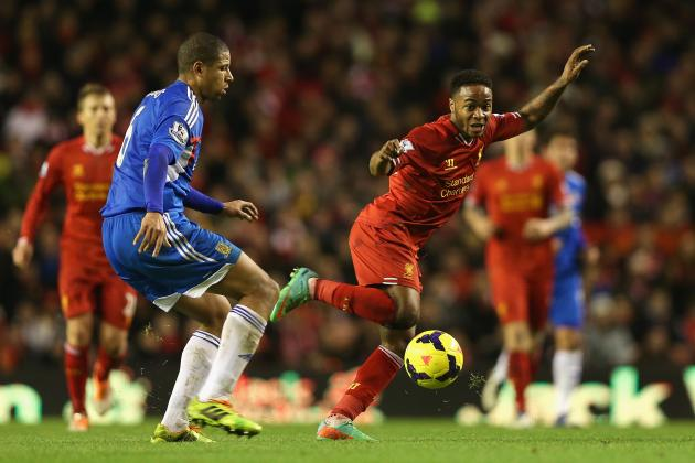 Liverpool Transfer Rumours: Mohamed Salah Must Not Spell Raheem Sterling Exit