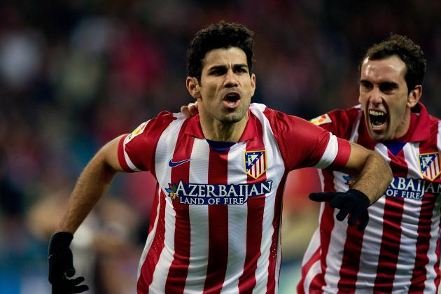 Arsenal Transfer Rumours: Diego Costa Would Be Best Striker Since Thierry Henry