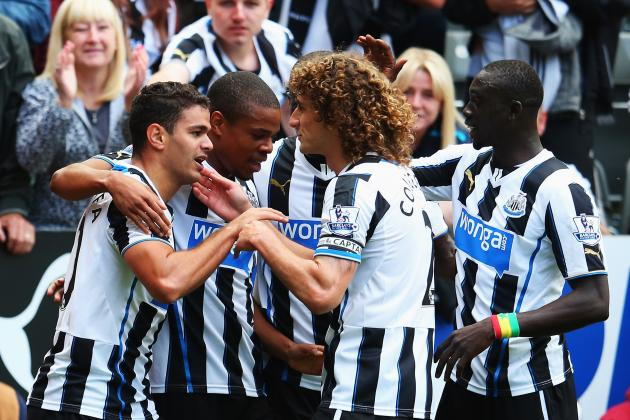 A Premier League Half-Term Report on Newcastle United