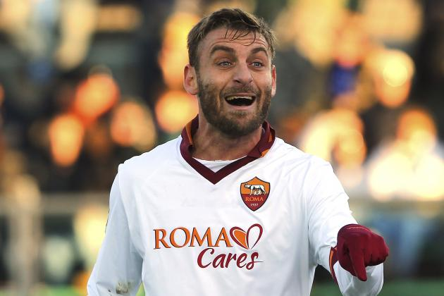 Daniele De Rossi Says He Would Have Committed Suicide at Manchester United