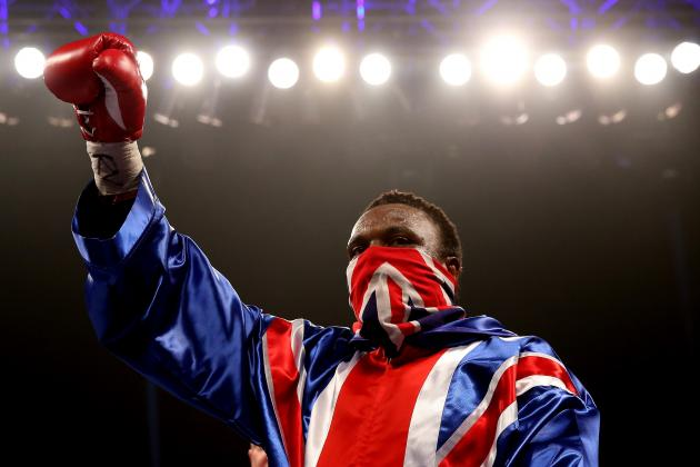 Dereck Chisora Warns Wladimir Klitschko After Andriy Rudenko Fight Is Announced