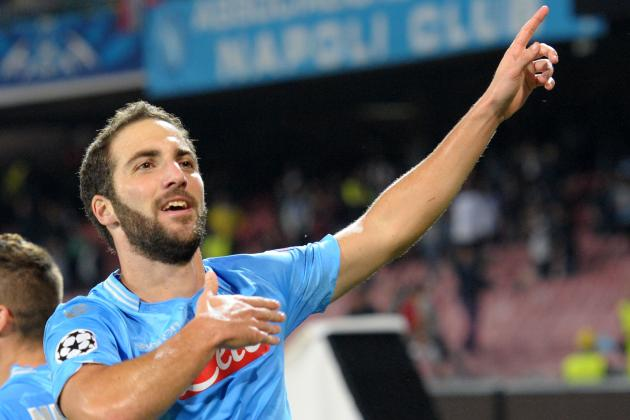 Chelsea Transfer News: Jose Mourinho Denies Bid for Gonzalo Higuain