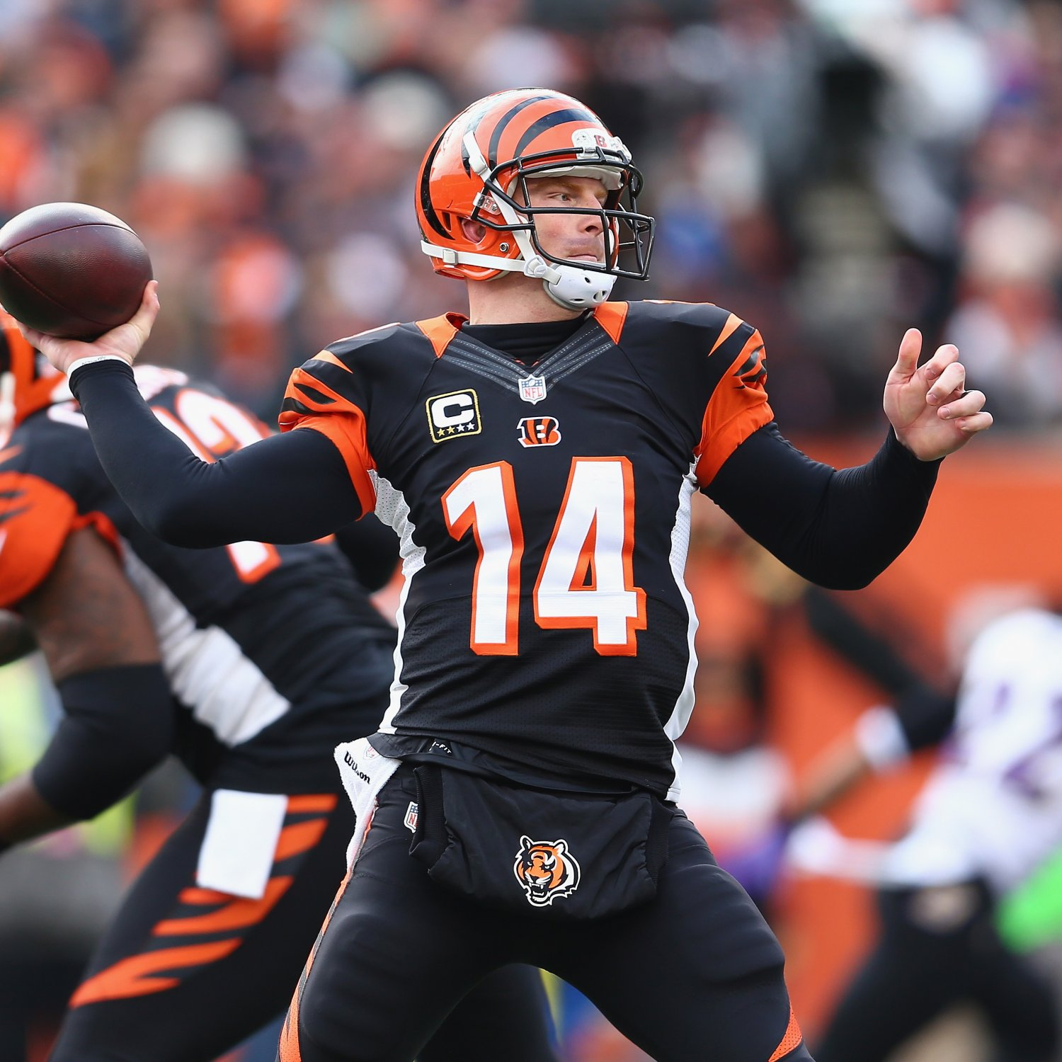 Is This A Make Or Break Postseason For Andy Dalton