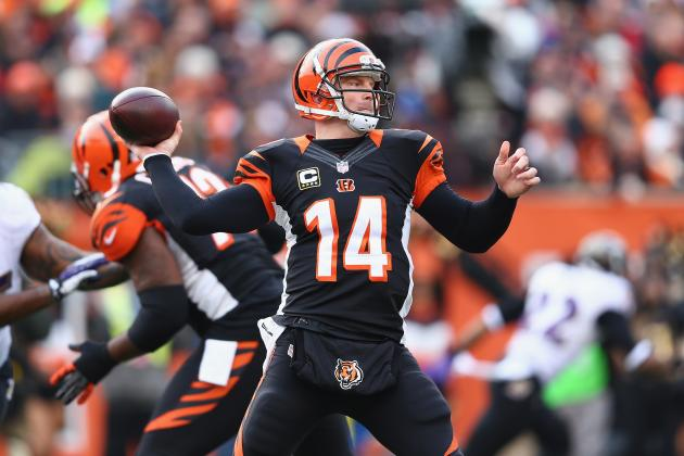 Is This a Make-or-Break Postseason for Andy Dalton?