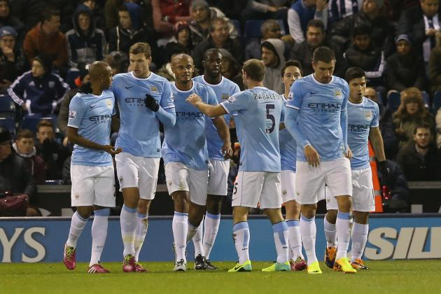 Blackburn Rovers vs. Manchester City: Date, Time, Live Stream, TV Info, Preview