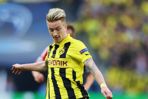 Manchester United Transfer News: Marco Reus Highlights David Moyes' Big Problem