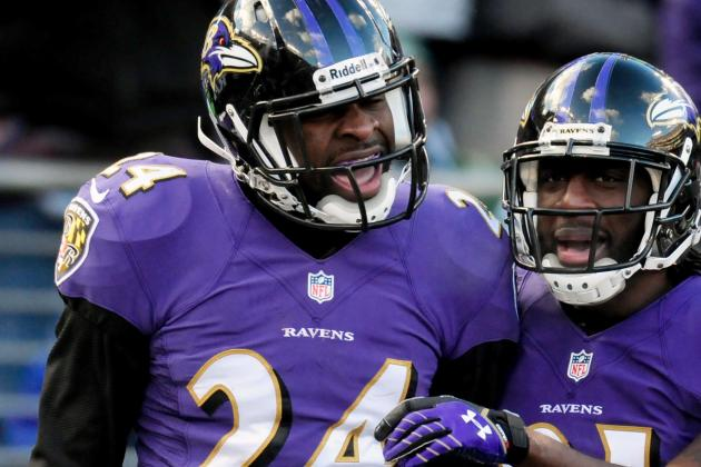 Retaining Free Agent Corner Corey Graham Among Ravens' Priorities