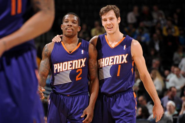 Goran Dragic-Eric Bledsoe Backcourt Can Work Long Term for Phoenix Suns