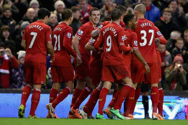 Liverpool vs. Oldham Athletic: Date, Time, Live Stream and Preview