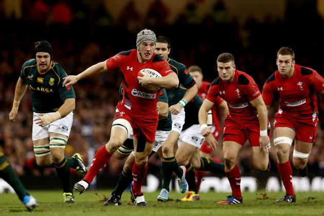 Jonathan Davies Reportedly Set to Miss Start of Wales' 6 Nations Campaign