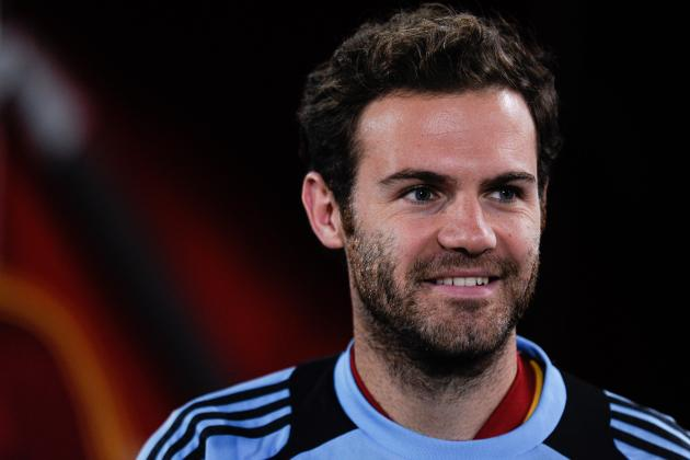 Why Manchester United Should Move to Sign Juan Mata
