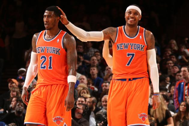 How We'll Know If NY Knicks Are Back on Track
