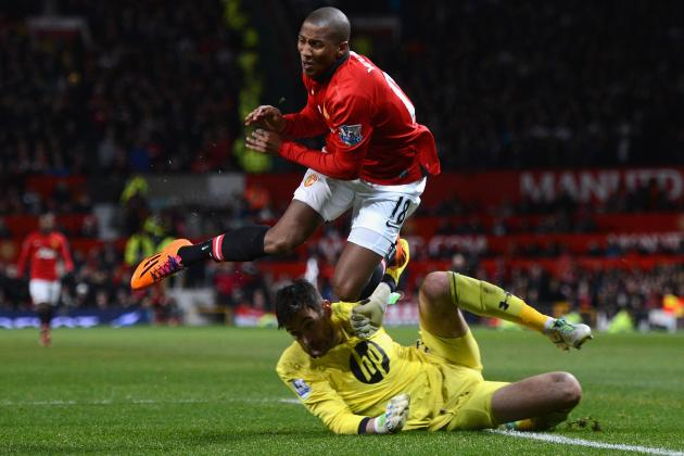 Ashley Young Injury: Updates on Manchester United Star's Shoulder and Return