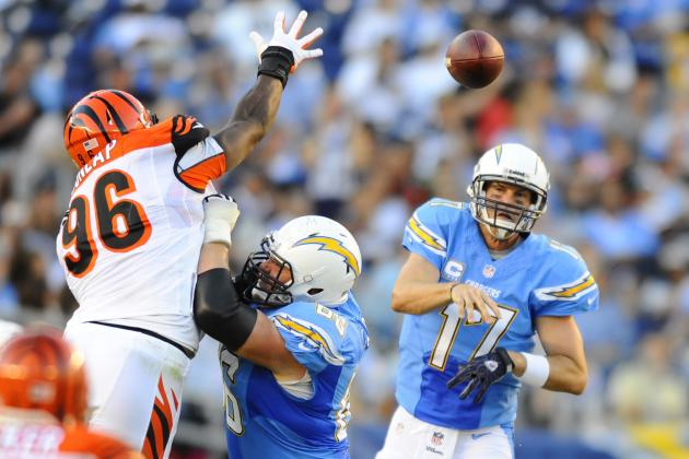Chargers vs. Bengals: TV Info, Spread, Injury Updates, Game Time and More