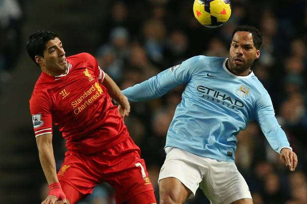Tottenham Transfer News: Joleon Lescott Door Opened by Manchester City