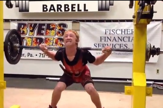 14-Year-Old Can Deadlift Twice His Weight: Too Much, Too Soon?