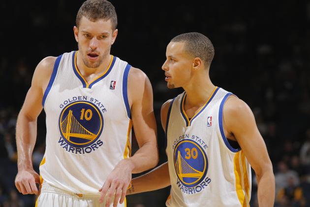 Stephen Curry, David Lee Prove They're NBA's Best 1-2 Punch in Win over Miami