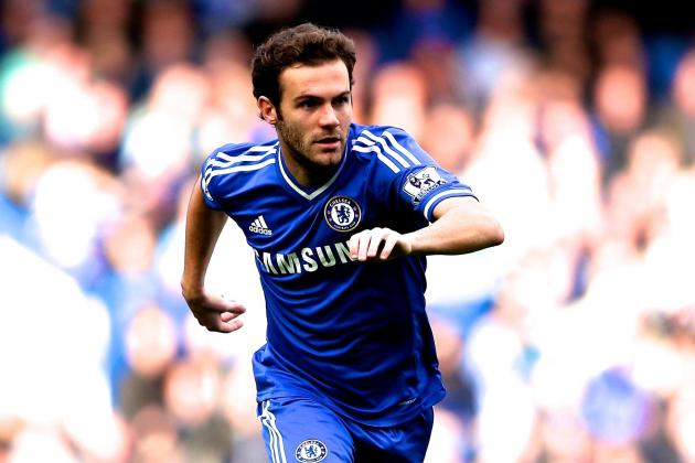 Juan Mata in Limbo, Costa & Koke Staying, Herrera Not Interested in United Move