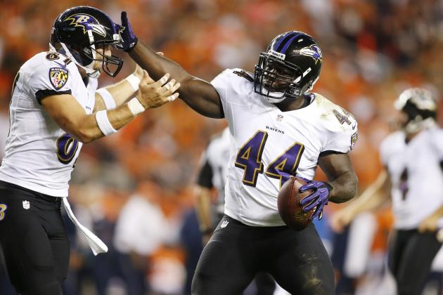 Leach Unsure About Whether He Wants to Be Back with Ravens