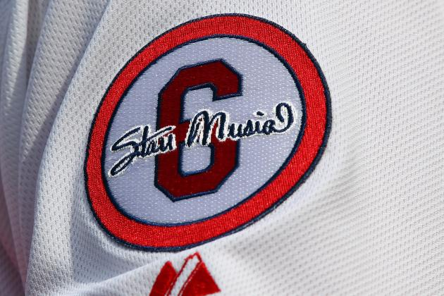 George Vecsey Talks St. Louis Cardinals Icon Stan Musial