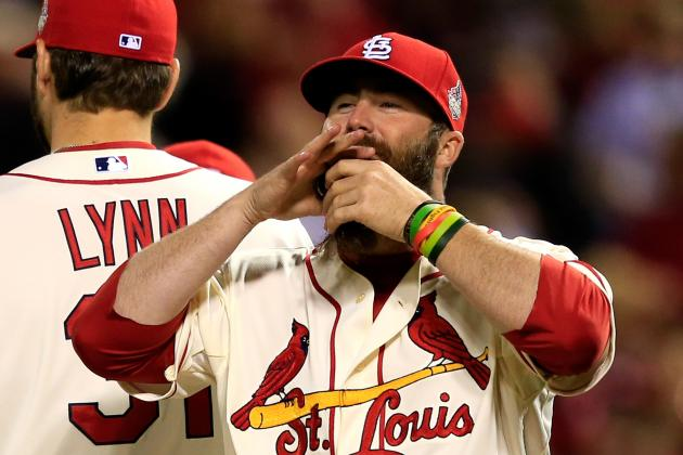 Jason Motte Hoping to Be Ready for Game Action InMarch