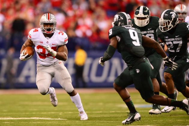 Orange Bowl 2014: How Clemson Should Scheme to Stop Ohio State RB Carlos Hyde
